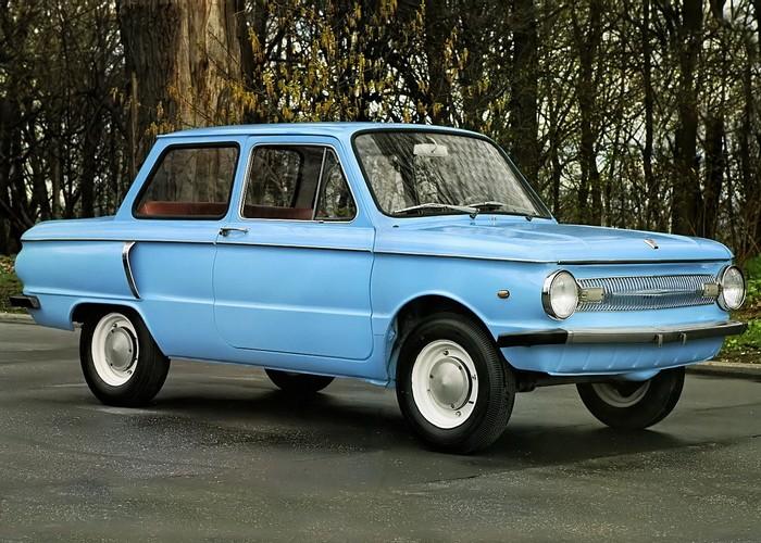 Советский ЗАЗ 966.