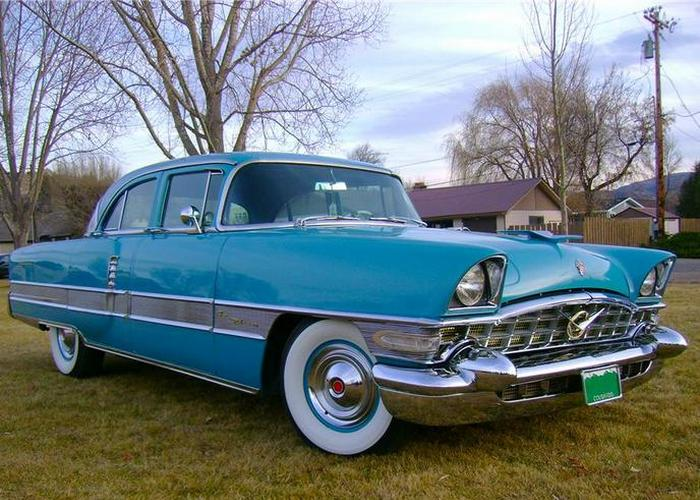 Packard Patrician - автомобиль из-за границы.