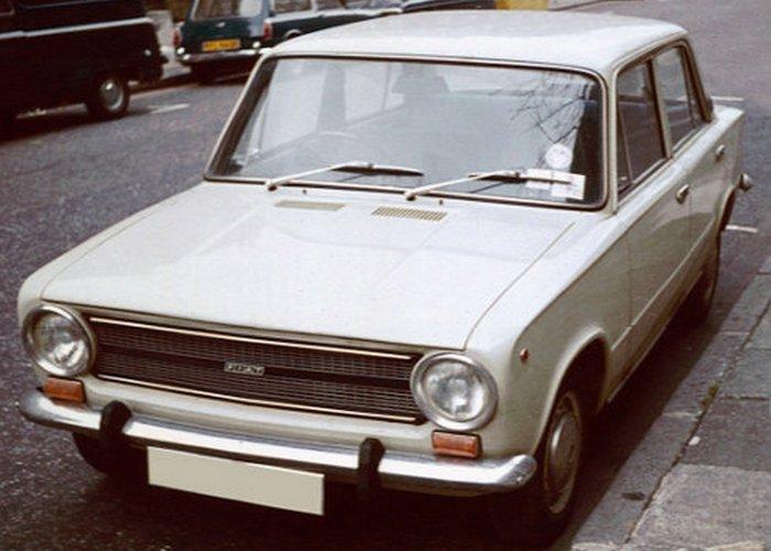 Fiat 124 - почти ВАЗ.