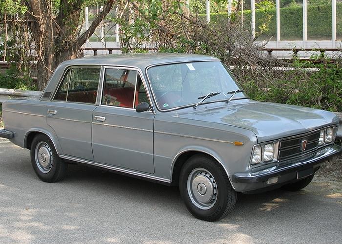 Fiat 125 - с приветом из Италии.