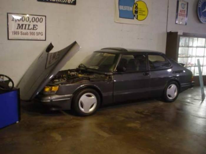 Этот Saab SPG еще не растерял своей прыти.