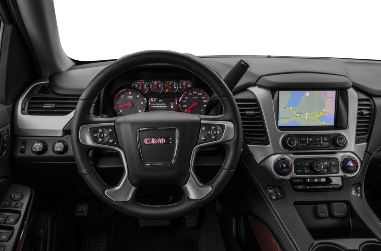 Розкішний позашляховик GMC Yukon отримав спецверсію (ФОТО ...