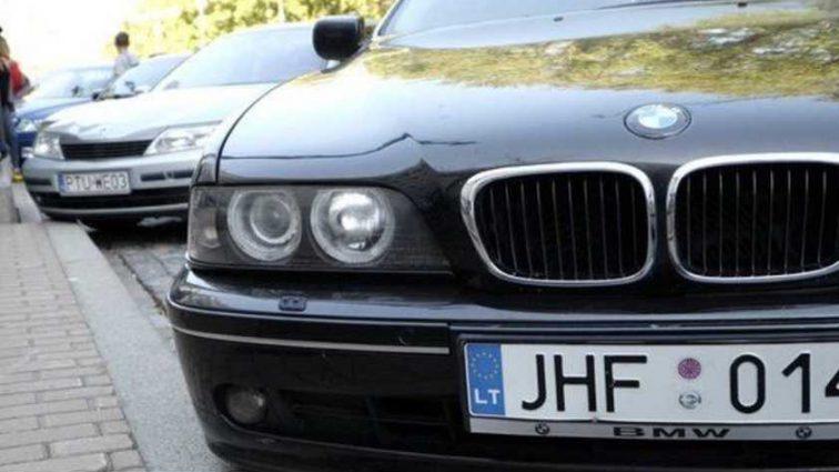 Штрафы для «евроблях» в Украине: в законе нашли лазейку для водителей