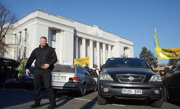 В парламенте сообщили, когда полиция начнет проверки «евроблях»