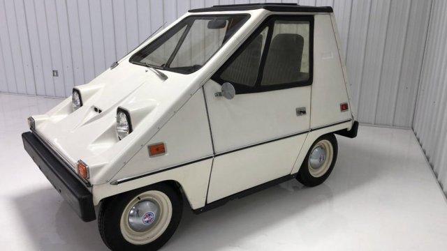 Ретро автомобиль по цене Ланоса, Реальность!