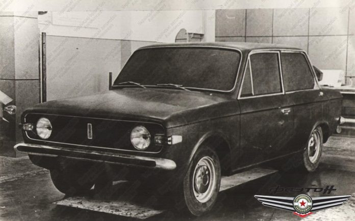 В Мережі показали унікальний ЗАЗ в кузові седан