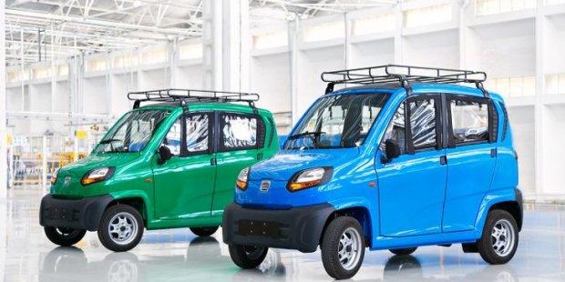 В Украину прибыла партия новых авто стоимостью 4000 долларов (ФОТО)