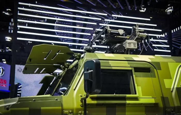 Китайцы показали «убийцу» российского военного броневика «Тигр» (ФОТО)