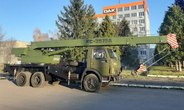 Збройні сили України отримали потужні машини