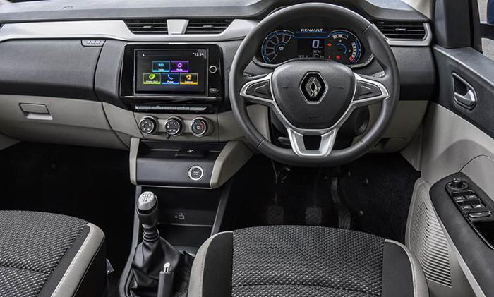 Renault вивела на ринок стильний кросовер за $7 тисяч