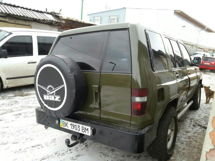 В Україні помітили гібрид УАЗа і Опеля