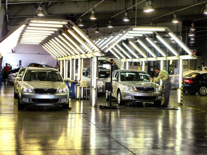 Автопроизводство в Украине сократилось на 62% 1