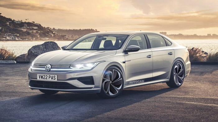 Наступний Volkswagen Passat випустить компанія Skoda