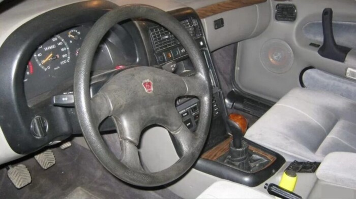 В Украине на продажу выставили забытый автомобиль времен перестройки (ФОТО)