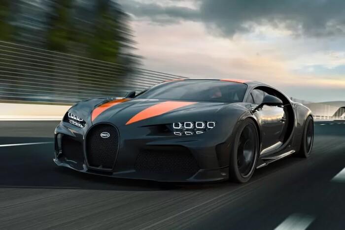 ТОП самых быстрых автомобилей в мире: рекорд скорости составляет 1200 км/ч