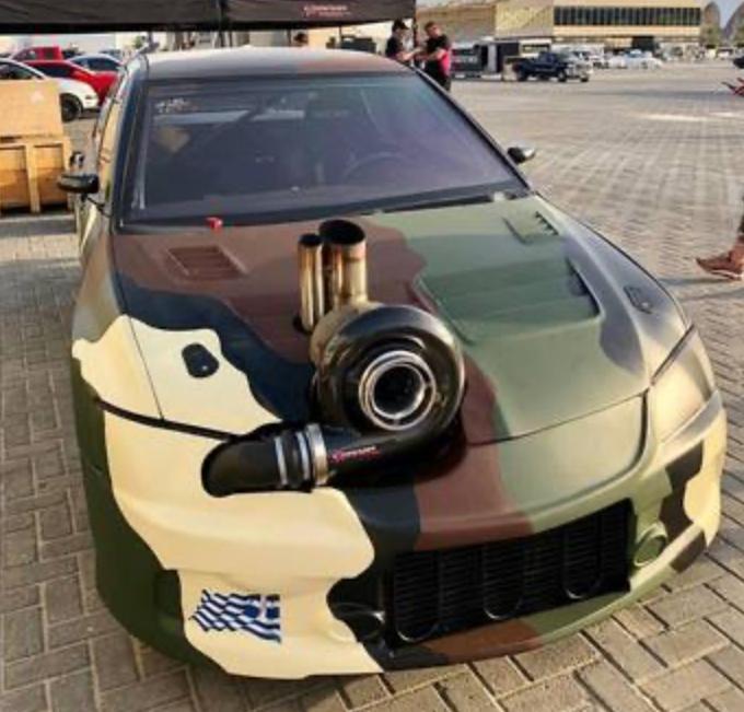 Топ самых мощных автомобилей мира: настоящие монстры 5